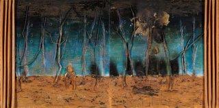 David Lynch: The Art Life, un'immagine del documentario