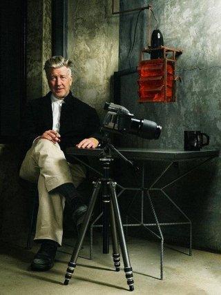 David Lynch: The Art Life, Lynch in un'immagine promozionale del documentario