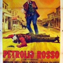 Locandina di Petrolio rosso