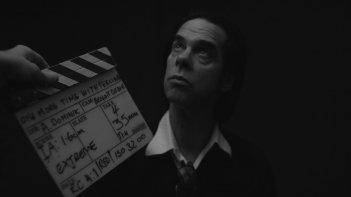Cave & The Bad Seeds - One More Time With Feeling: Nick Cave sul set del documentario