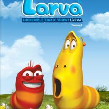 Locandina di Larva