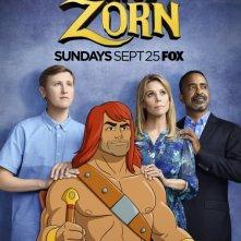 Son of Zorn: un poster per la prima stagione