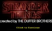 Stranger Things: online un originale videogioco stile anni '80