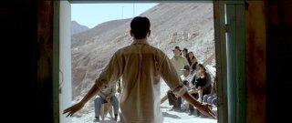 The Blind Christ: Michael Silva in un momento del film