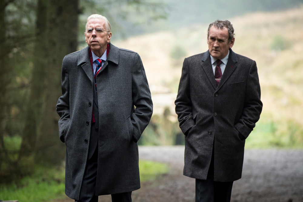 The Journey Timothy Spall Colm Meaney