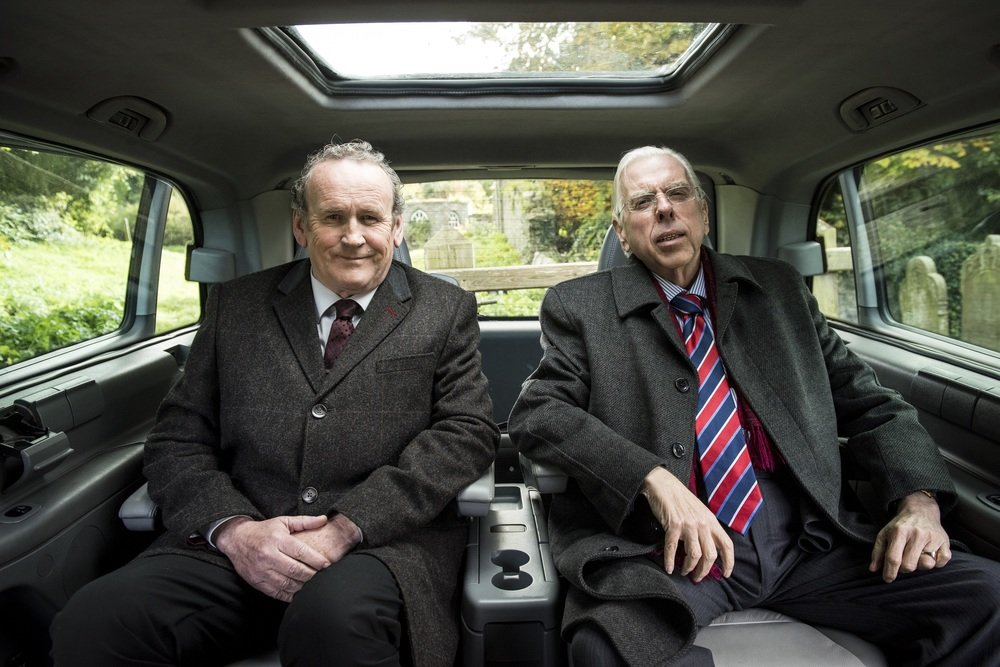 The Journey: Timothy Spall e Colm Meaney in un'immagine promozionale del film