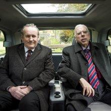 The Journey: Timothy Spall e Colm Meaney in un'immagine promozionale del film