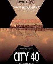 Locandina di City 40