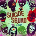 La copertina di Suicide Squad - The Album