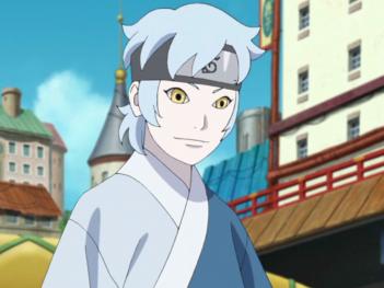 Naruto: il personaggio di Mitsuki