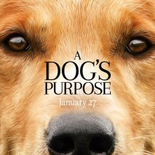 Locandina di A Dog's Purpose