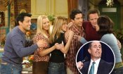"""Jerry Seinfeld: """"Friends? Volevano rifare la nostra serie"""""""