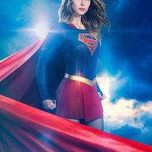 Supergirl: il poster della seconda stagione