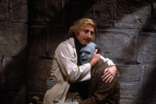 Frankenstein Junior - una scena del film