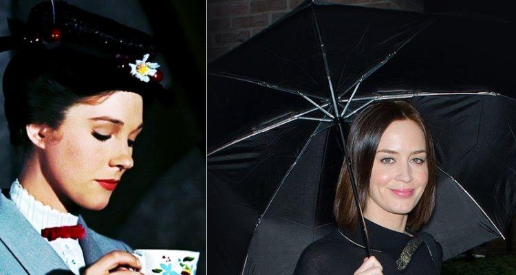Mary Poppins: Julie Andrews dice la sua su Emily Blunt nel sequel