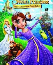 Locandina di L'incantesimo del Lago - La Principessa Pirata