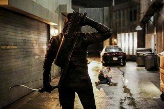 Arrow: un'immagine della quinta stagione