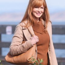 Big Little Lies: Nicole Kidman in una scena della serie