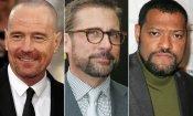 Bryan Cranston, Steve Carell, Laurence Fishburne insieme per Linklater