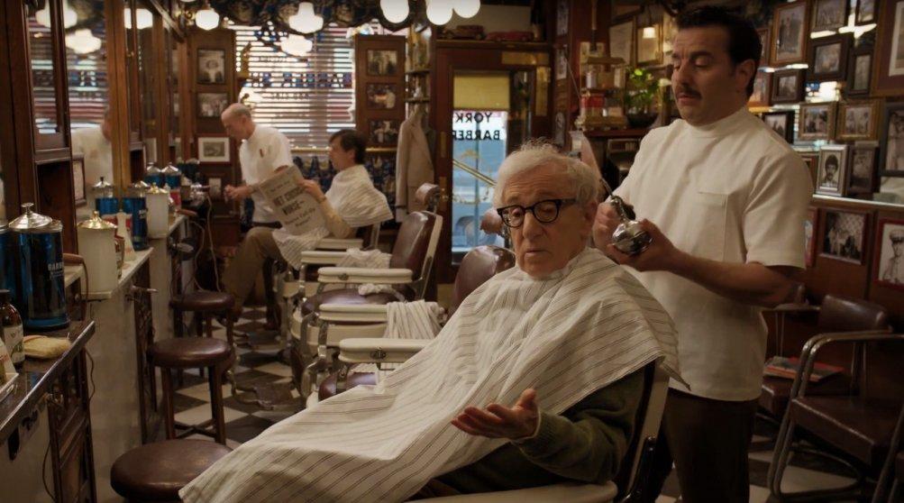 Crisis in Six Scenes: una scena con Woody Allen