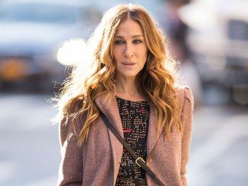 Divorce: Sarah Jessica Parker in una scena della serie