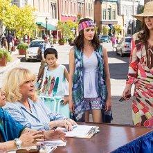 Una mamma per amica: di nuovo insieme, Alexis Bledel e Lauren Graham in una scena