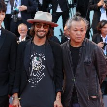 Venezia 2016: Kim Ki-duk, Ryoo Seung-bum, Lee Won-gun sul red carpet