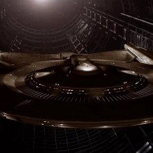 Star Trek: Discovery, un'immagine della nuova astronave