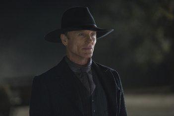 Westworld: una scena con Ed Harris