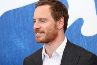 Venezia 2016: un primo piano di Michael Fassbender al photocall di The Light Between Oceans