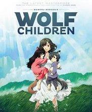 Locandina di Wolf Children - Ame e Yuki i bambini lupo