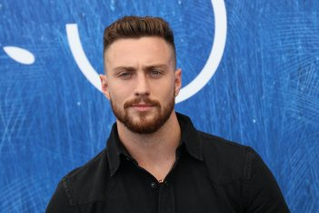 Venezia 2016: Aaron Taylor Johnson al photocall di Nocturnal Animals
