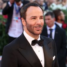 Venezia 2016: Tom Ford sul red carpet di Nocturnal Animals