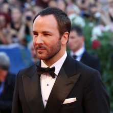 Venezia 2016: Tom Ford in uno scatto sul red carpet di Nocturnal Animals