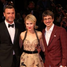Venezia 2016: Philippe Falardeau, Liev Schreiber, Naomi Watts sul red carpet di The Bleeders