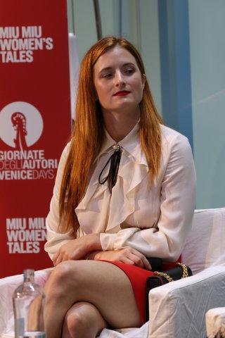 Venezia 2016: Grace Gummer all'incontro di Miu Miu Women's tales