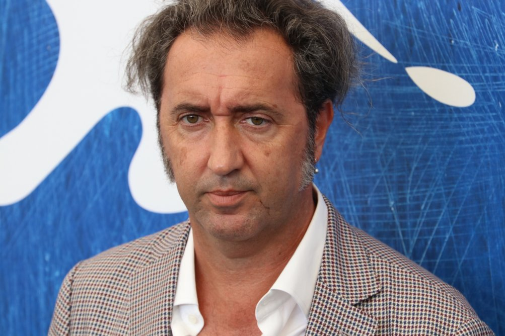 Venezia 2016: Paolo Sorrentino al photocall di The Young Pope
