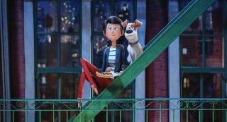 Pets: Max e Katie in una scena del film