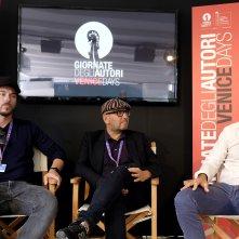 Rocco: Rocco Siffredi con Thierry Demaizière e Alban Teurlai a Venezia 2016