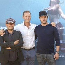 Rocco: Rocco Siffredi con Thierry Demaizière e Alban Teurlai a Venezia