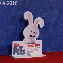 Venezia 2016: Nevosetto sul red carpet di Pets