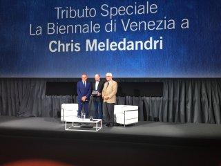 Venezia 2016: uno scatto dal Tributo a Chris Meledandri
