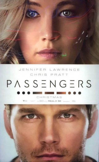 Passengers: il teaser poster del film