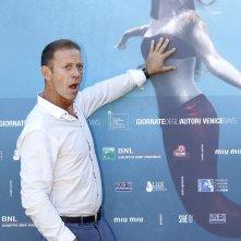 Rocco: Rocco Siffredi in posa a Venezia 2016