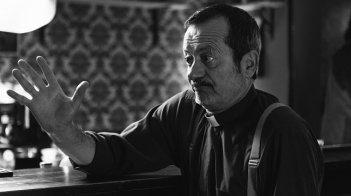 Orecchie: Rocco Papaleo in una scena del film