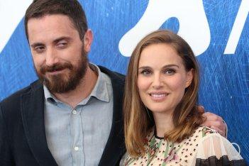 Venezia 2016: Pablo Larraín, Natalie Portman al photocall di Jackie