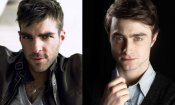 Daniel Radcliffe e Zachary Quinto in We Do Not Forget