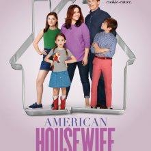 American Housewife: il poster della serie