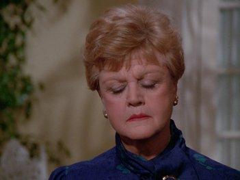 Angela Lansbury ne La signora in giallo