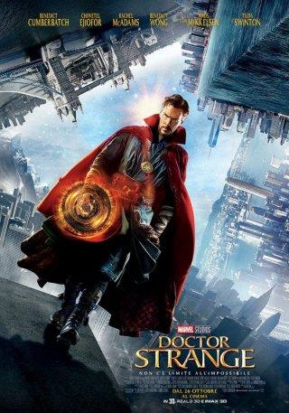 Doctor Strange, poster italiano del film